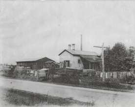 Cotton gin ca 1925