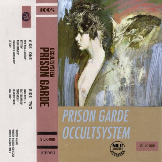 Prison Garde Occultsystem Cover