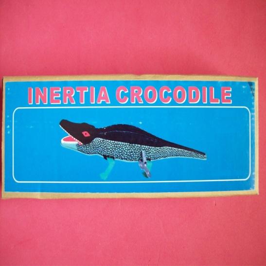 inertia crocodile