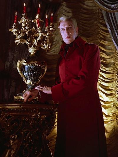Vincent Price as Roderick Usher