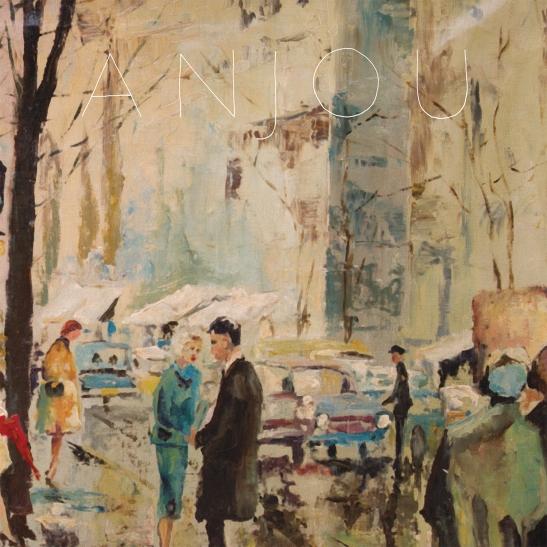 Anjou Album Cover