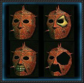 mask-papercraft