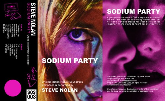 Sodium Party soundtrack review