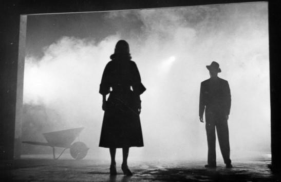 film noir music