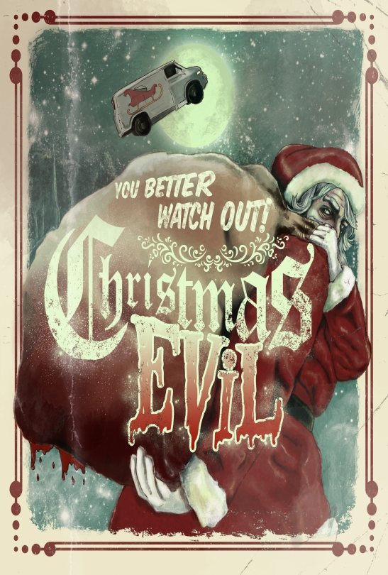 Christmas horror movie review