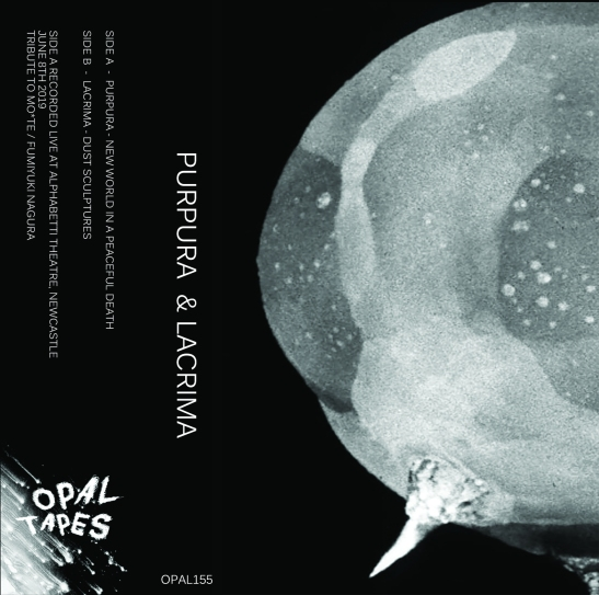 purpura lacrima new world in a peaceful death dust sculpture album review