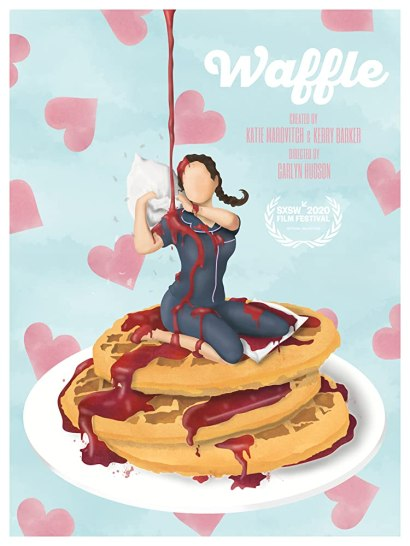 waffle short movie review