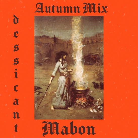 autumn mix mabon dessicant